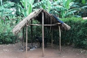 The Water Project: Marongo-Kahembe Community -  Kitchen