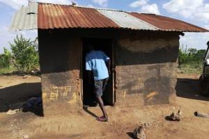 The Water Project: Nsamya Nusaff II Well -  Kitchen