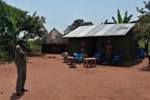The Water Project: Rwenziramire Community -  Compound