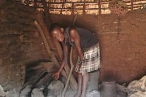 The Water Project: Rwenziramire Community -  Inside Kitchen