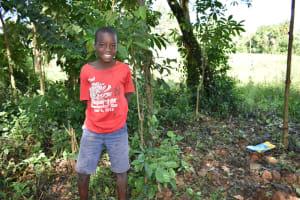 The Water Project: Kimang'eti Community, Kimang'eti Spring -  Baron