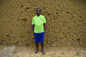 The Water Project: Kimang'eti Community, Kimang'eti Spring -  Redemta Mutsotso