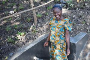 The Water Project: Shianda Township Community, Olingo Spring -  Joy And Happiness At Olingo Spring