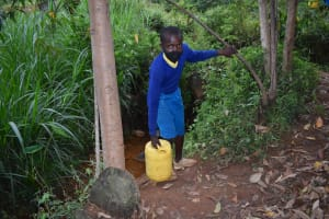 The Water Project: Gimomoi Primary School -  Leaving The Open Source