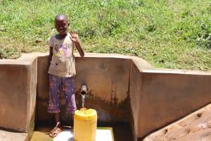The Water Project: Ebutindi Community, Tondolo Spring -  Ernest