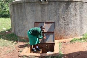 The Water Project: Bojonge Primary School -  Marion