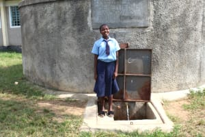 The Water Project: Musango Mixed Secondary School -  Seline