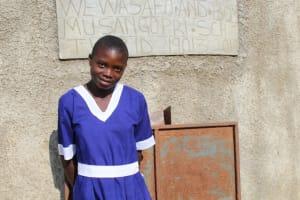 The Water Project: Musango Primary School -  Portrait Of Cecilia