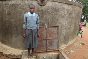 The Water Project: Namakoye Primary School -  Harriet