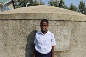 The Water Project: Namasanda Secondary School -  Umina