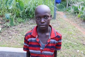 The Water Project: Mukangu Community, Lihungu Spring -  Portrait Of Gerald