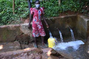 The Water Project: Shitsuvio Community, Shihevi Spring -  Robina