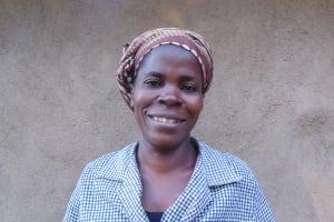 The Water Project: Musango Community, Emufutu Spring -  Potrait Of Norah Omutekete