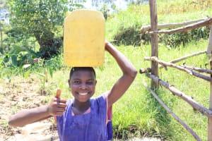 The Water Project: Sasala Community, Kasit Spring -  Erna