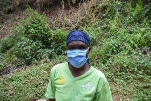 The Water Project: Kisasi Community, Edward Sabwa Spring -  Susan Sabwa
