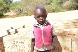 The Water Project: Katovya Community A -  Martha Mumo