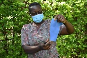The Water Project: Shianda Township Community, Olingo Spring -  Homemade Mask Tutorial