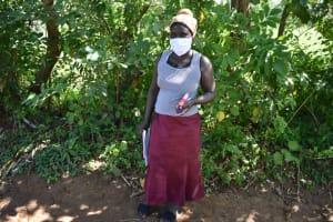 The Water Project: Musango Commnuity, Wabuti Spring -  Rosemary Alima