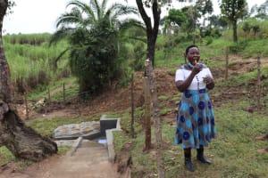 The Water Project: Mahira Community, Mukalama Spring -  Dental Hygiene Training