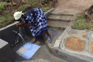 The Water Project: Mahira Community, Mukalama Spring -  Water Celebrations