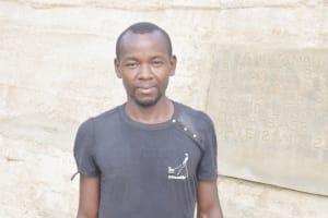 The Water Project: King'ethesyoni Community A -  Gedion Nguli