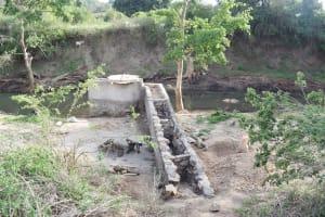 The Water Project: Yumbani Community A -  Well Pathway
