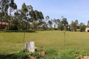 The Water Project: St. Benedict Emutetemo Primary School -  Playground