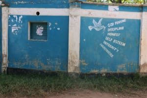 The Water Project: St. Benedict Emutetemo Primary School -  School Sign