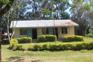 The Water Project: Emachina Primary School -  Administration Block