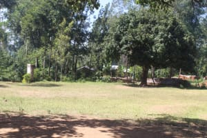 The Water Project: Emachina Primary School -  Surrounding Area