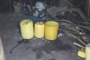 The Water Project: Emachina Primary School -  Water Storage Containers