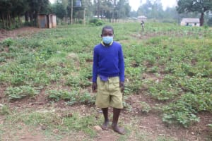 The Water Project: Mungabira Primary School -  Charles