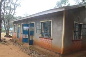 The Water Project: Mungabira Primary School -  Exterior School Building