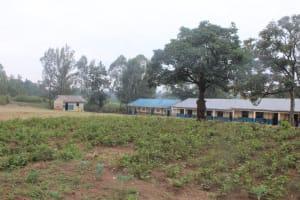 The Water Project: Mungabira Primary School -  Landscape