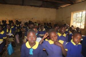 The Water Project: Mungabira Primary School -  Students In Class