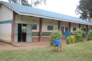 The Water Project: Petros Primary School -  Exterior School Building