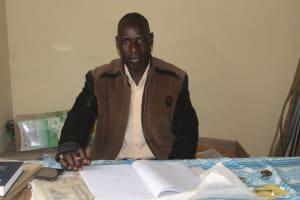 The Water Project: Petros Primary School -  Mr Tom Kipyeko
