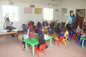 The Water Project: Petros Primary School -  Early Childhood Development Class