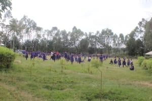 The Water Project: Petros Primary School -  Pupils Playing