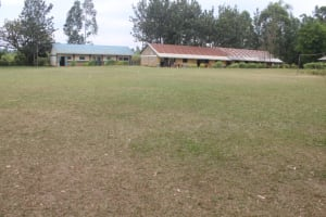 The Water Project: Petros Primary School -  School Grounds