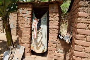 The Water Project: Nduumoni Community B -  Bathroom