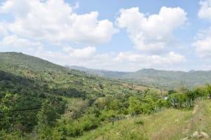 The Water Project: Nduumoni Community C -  Community Landscape