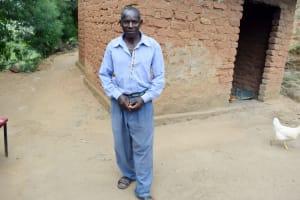 The Water Project: Nduumoni Community C -  Francis Kivuva