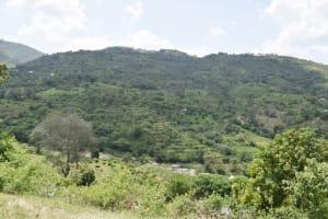 The Water Project: Nduumoni Community C -  Landscape