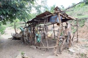 The Water Project: Nduumoni Community C -  Animal Pen
