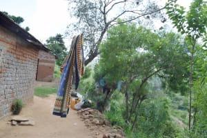 The Water Project: Nduumoni Community C -  Clothesline
