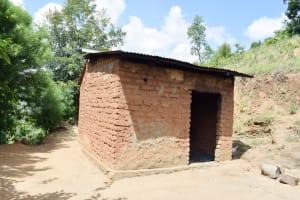 The Water Project: Nduumoni Community C -  Kitchen