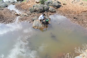 The Water Project: Yathui Community A -  At The Open Source