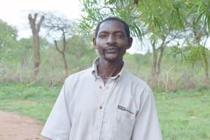 The Water Project: Yathui Community A -  Raphael Mathendu
