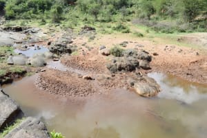 The Water Project: Yathui Community A -  River